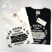 "No.GH19MS05 GLADHAND &Co. T-SHIRT ADV.""GLOVES"""