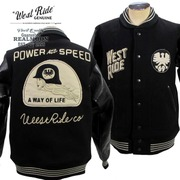 No.MB1823 WEST RIDE POWER&SPEED JACKET
