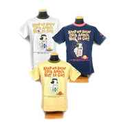 """No.TMC1139 REAL MOON×TOYS McCOY COLLABO TEE""""15th ANNIVERSSARY"""""""