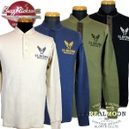 """No.BR68095 BUZZRICKSON'S LONG SLEEVE HENLY NECK THERMAL """"U.S.AIR FORCE"""""""