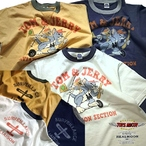 """No.TMC2015 TOYS McCOY S/S TEE TOM&JERRY""""AVIATION SECTION"""""""