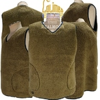 No.ZU0140 COLIMBO  HOPKINGS SYNTHETIC PILE VEST